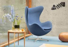Egg Chair Arne Jacobsen Fritz Hansen Design Klassiker
