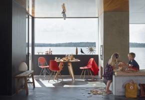 Eames Plastic Chair Vitra Stuhl