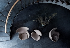 Egg Sessel Klassiker Arne Jacobsen Fritz Hansen