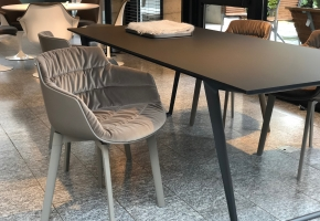 Flow Slim Color Chair MDF Italia
