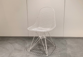 Vitra Wire Chair DKR Drahtuntergestell Charles & Ray Eames Outdoor
