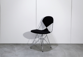 Vitra Wire Chair DKR-2 Charles & Ray Eames