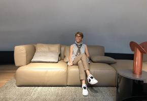 Bowy Sofa Cassina