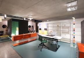 USM Haller Sideboard, Regal und Kitos M Tisch
