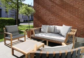 Network Outdoor Lounge Roda