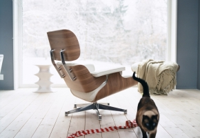 Lounge Chair Charles & Ray Eames Vitra