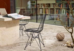Wire Chair DKR Charles und Ray Eames Vitra