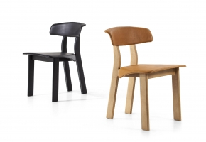 Back-Wing Stuhl Cassina