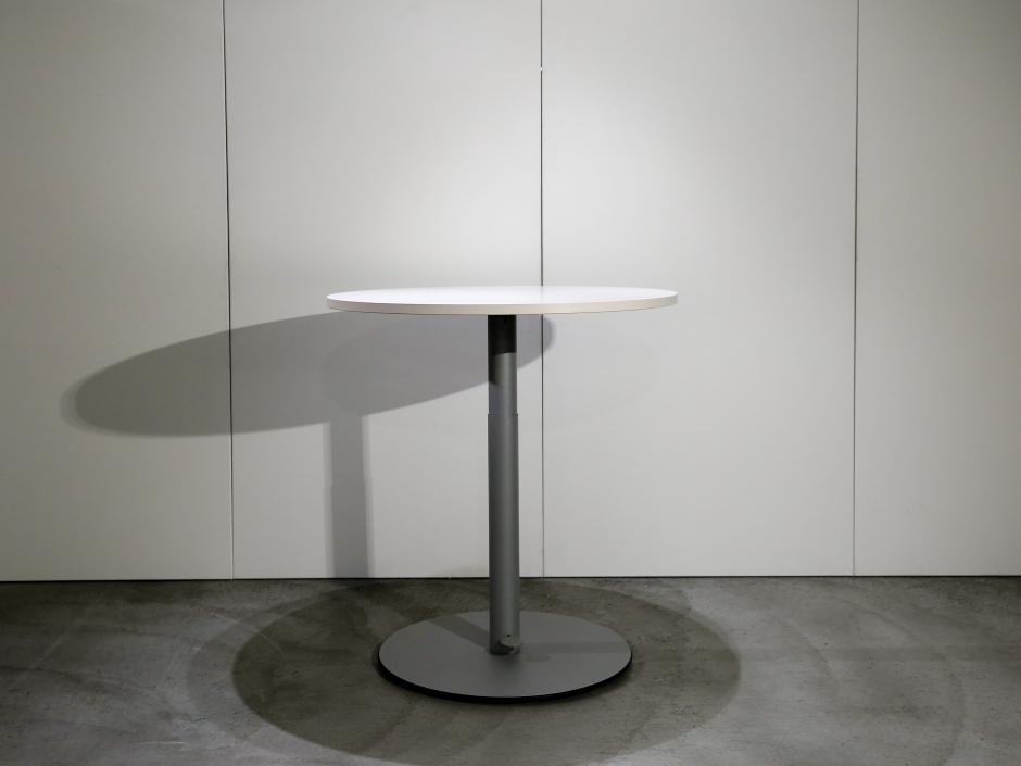 Vitra Meeting Tables Besprechungs Tisch höhenverstellbar Pedal