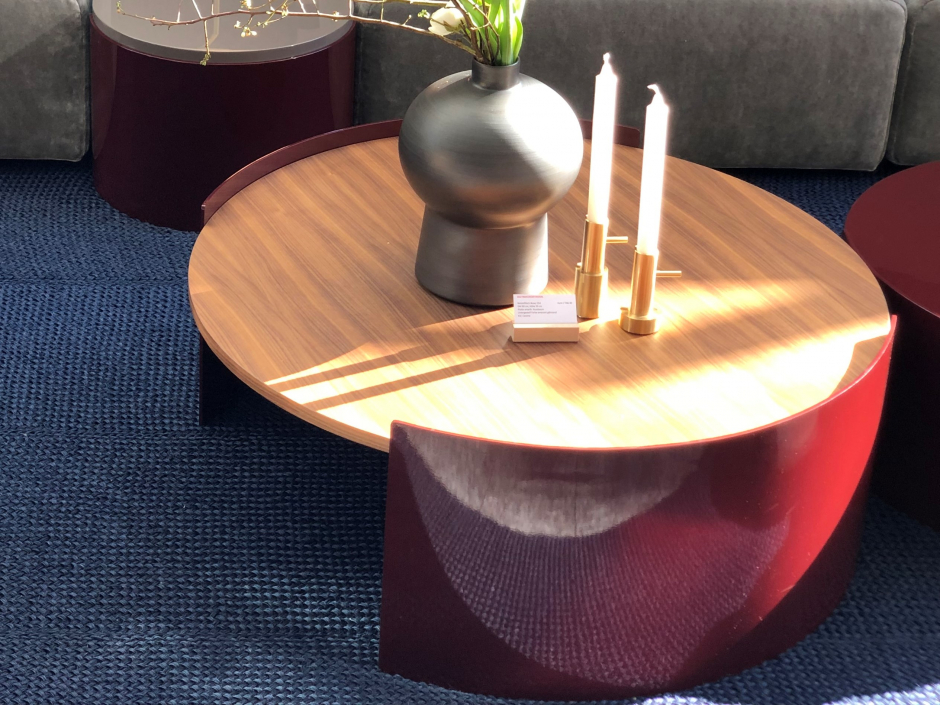 Bowy Coffee table Klubtisch Cassina