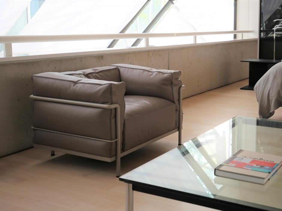 LC3 Le Corbusier Sessel Cassina